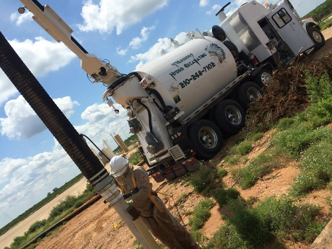 Use Vacuum Excavating to Build Up Your Utility Line Records