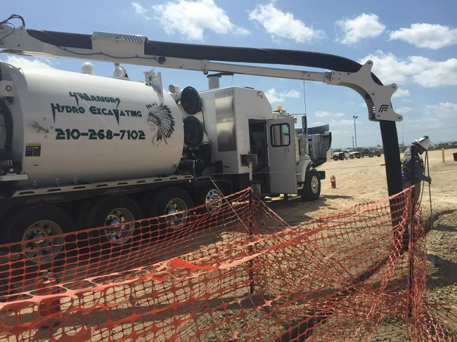 Improved Efficiency With Vacuum Excavating